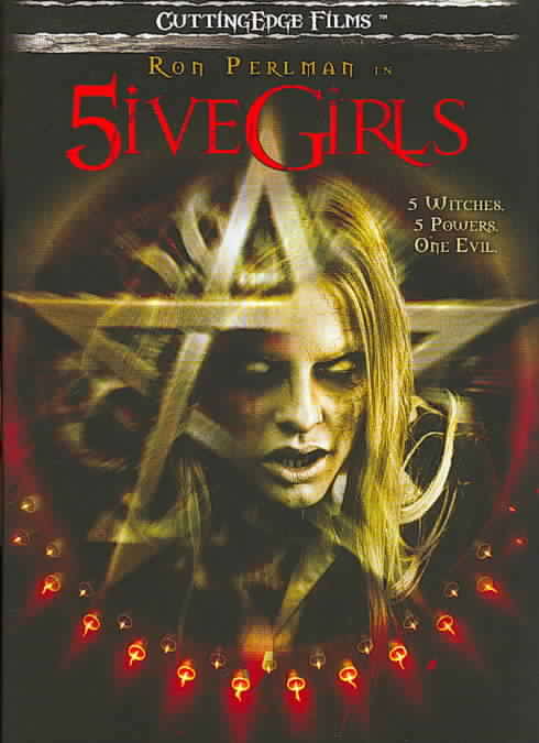 5IVE GIRLS BY PERLMAN,RON (DVD)